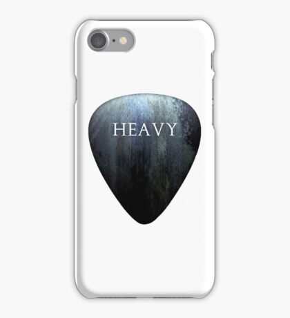Heavy iPhone Case/Skin