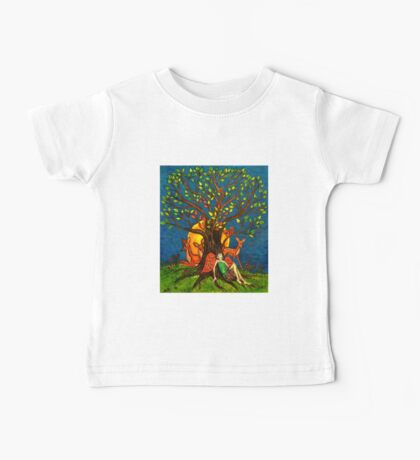 Nature Tree (Stylized) Baby Tee