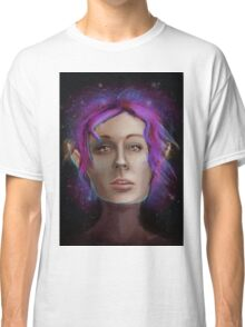 The Galaxy is Your Oyster Classic T-Shirt