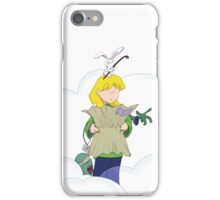 Resident Bunny iPhone Case/Skin