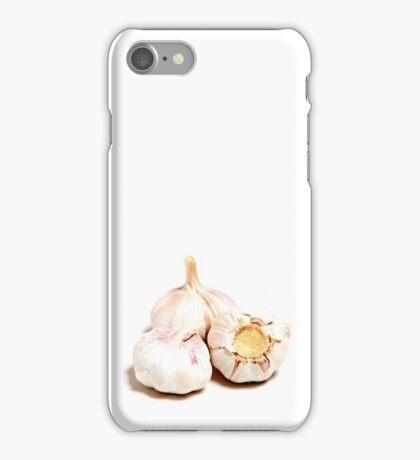 Garlick - vampire savety iPhone Case/Skin