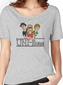 UNI-bums Women's Relaxed Fit T-Shirt