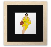 matthew delly Framed Print