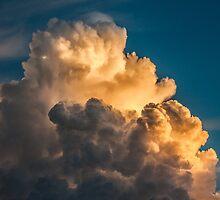 Cumulonimbus by Melissa Drummond