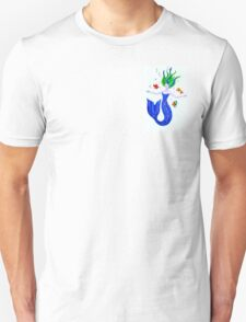 Tranquil Mermaid  Unisex T-Shirt