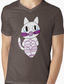 shibari kitty Mens V-Neck T-Shirt