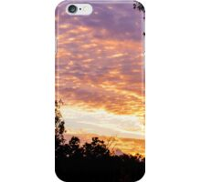 Bluewater Sunset iPhone Case/Skin