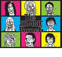 The Zombie Bunch by DesignsbyKen