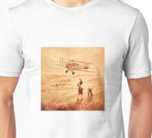 Fields of Flying Dreams Unisex T-Shirt