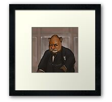The greatest rodent of all time! Framed Print