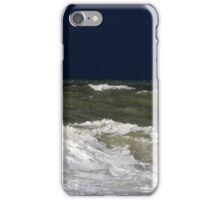 Stormy sea iPhone Case/Skin
