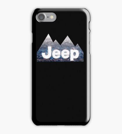 Jeep iPhone Case/Skin