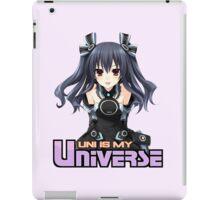Uni is my Universe! iPad Case/Skin