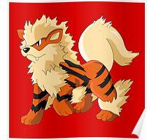 Pokemon Go Arcanine4000x4000 Poster