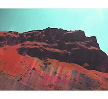Rainbow Mountain - Brod, Kosovo Photographic Print