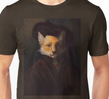 Rembrant - The Foxy one Unisex T-Shirt