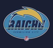 Vermilion City Raichu Kids Tee
