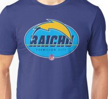 Vermilion City Raichu Unisex T-Shirt