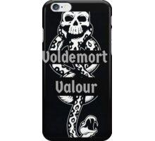 Voldemort & Valour iPhone Case/Skin