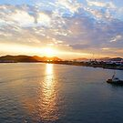 Noumea Evening by Harry Oldmeadow