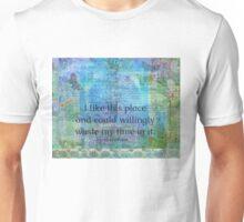Shakespeare humorous quote Unisex T-Shirt