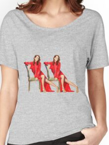 Kristen Wiig SNL Host Women's Relaxed Fit T-Shirt
