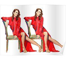Kristen Wiig SNL Host Poster