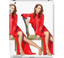 Kristen Wiig SNL Host iPad Case/Skin