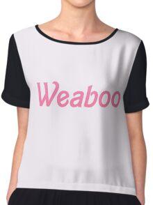 Weaboo Chiffon Top
