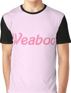 Weaboo Graphic T-Shirt