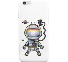 Rainbow Astronaut iPhone Case/Skin
