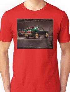 Gerry's Quad-Rotor Mazda Savanna Unisex T-Shirt