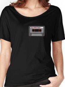 BlurryFace -21 Pilots Cassette tape Women's Relaxed Fit T-Shirt