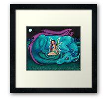 Fairy Dragon Framed Print