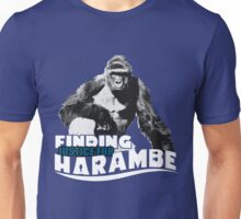 finding justice for harambe Unisex T-Shirt