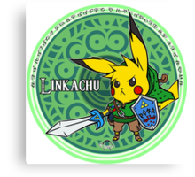 Linkachu Canvas Print