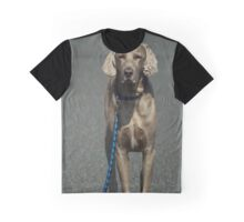 A patient pooch Graphic T-Shirt