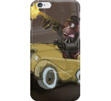 MOB Chimp!  iPhone Case/Skin