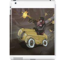 MOB Chimp!  iPad Case/Skin
