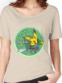 Linkachu Women's Relaxed Fit T-Shirt