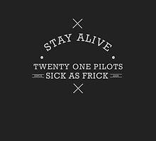 Twenty One Pilots by akoto