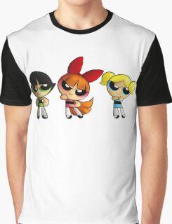 Powerpuff Girls 98 Graphic T-Shirt