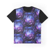 "Beautiful Quote "" IMAGINE "" Graphic T-Shirt"