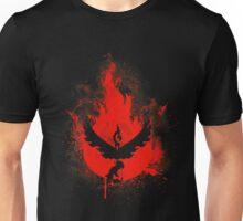 Burning Valor Unisex T-Shirt