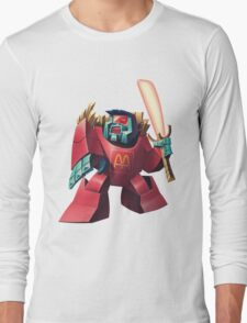 McChangeable LargeFries(Fry Force) Long Sleeve T-Shirt