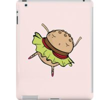 Dancing Burger iPad Case/Skin