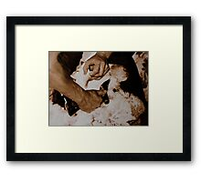 Top Gun Shearer Framed Print