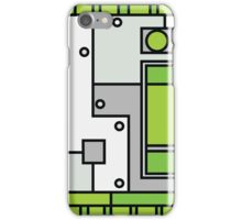 Metal Lab - Ghost Gear Green - Danny Phantom iPhone Case/Skin