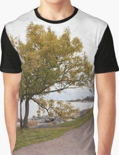 Finland, Helsinki seaside Graphic T-Shirt