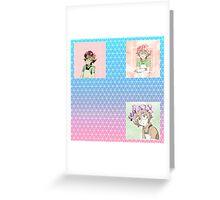 Voltron Pidge Greeting Card